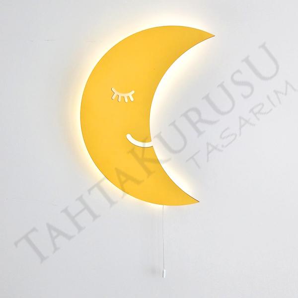 Ay Dede Dekoratif Ahsap Lamba Fiyatlari