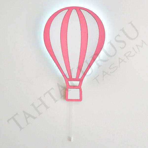 Ucan Balon Dekoratif Ahsap Lamba Fiyatlari